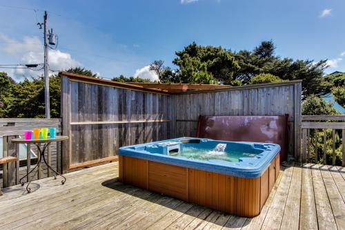 Sandcastle - Lincoln City Vacation Rental