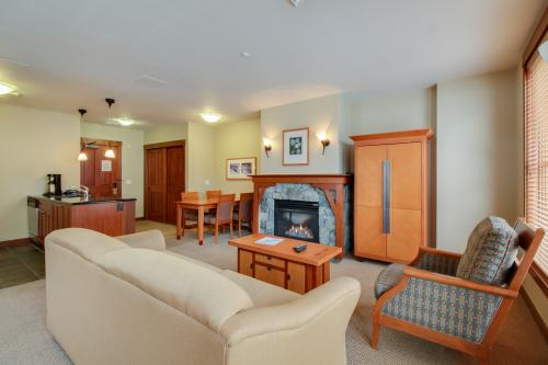 Squaw Valley Village Condo #5-105 -  Vacation Rental - Photo 1