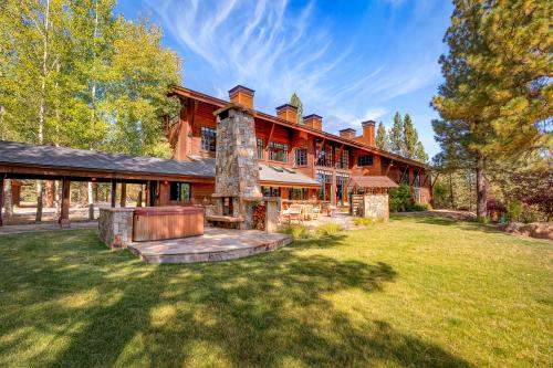 Sierra View Estate - Truckee, CA Vacation Rental