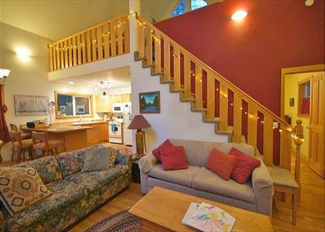 Wildwood Cabin-HOT TUB - Brightwood Vacation Rental