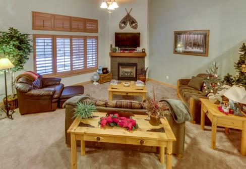 Spacious Luge Ln. Townhome 1 -  Vacation Rental - Photo 1