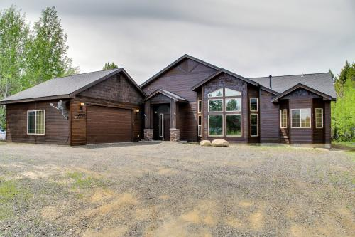 Grand Fir Estate - Donnelly, ID Vacation Rental