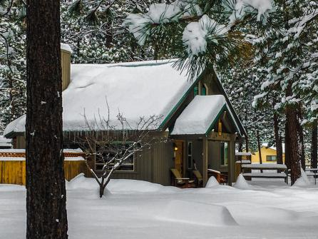 Tollgate Cabin in the Woods - Sisters, OR Vacation Rental