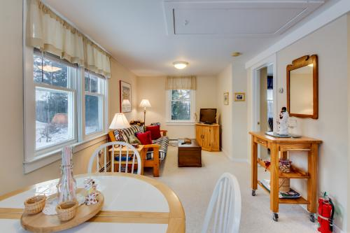 Braillard Carriage House - Ludlow, VT Vacation Rental
