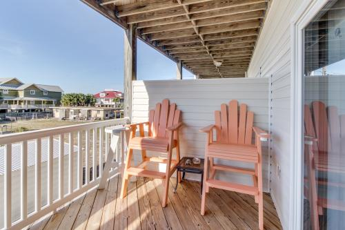 Beach Bum B - Mexico Beach, FL Vacation Rental