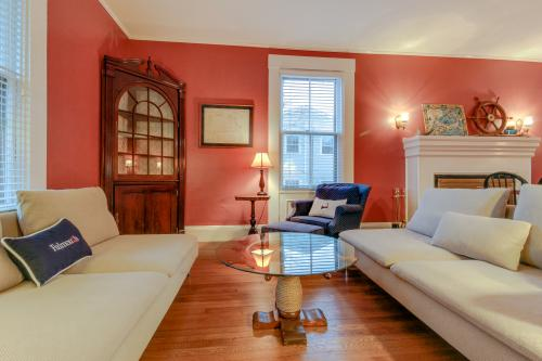 Historic Whaling Captain's Home - Falmouth, MA Vacation Rental