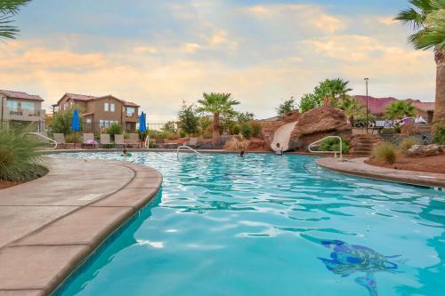 Snow Canyon View: Paradise Village #46 -  Vacation Rental - Photo 1