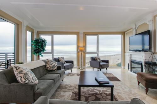The Modern Oceanfront View Condo #203 -  Vacation Rental - Photo 1