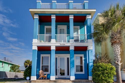 Beachy Blue - Family Beach Retreat -  Vacation Rental - Photo 1