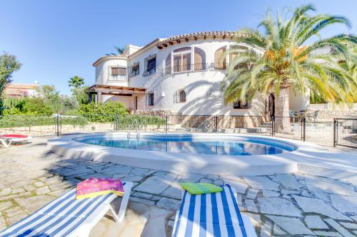 Villa Omecalli El Portet -  Vacation Rental - Photo 1