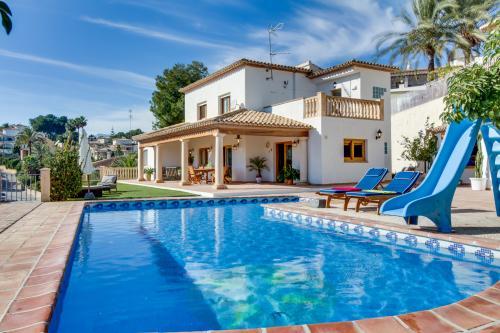 Villa La Fustera -  Vacation Rental - Photo 1
