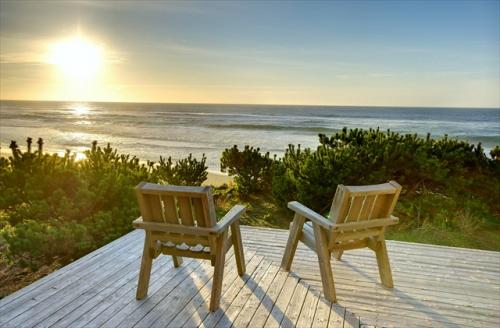 The Beachball - Oceanfront in Gleneden Beach! - Gleneden Beach Vacation Rental