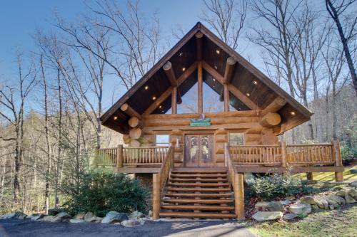 Chief Big Log - Sevierville, TN Vacation Rental