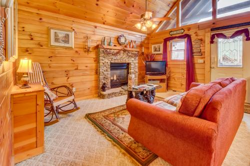 Moonlight Romance - Pigeon Forge, TN Vacation Rental