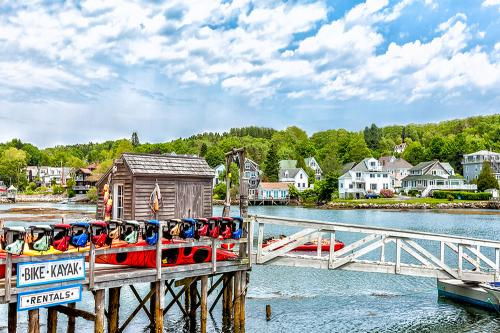 Boothbay Beauty -  Vacation Rental - Photo 1