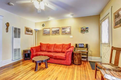 Fort Grounds Bungalow - Coeur d'Alene, ID Vacation Rental