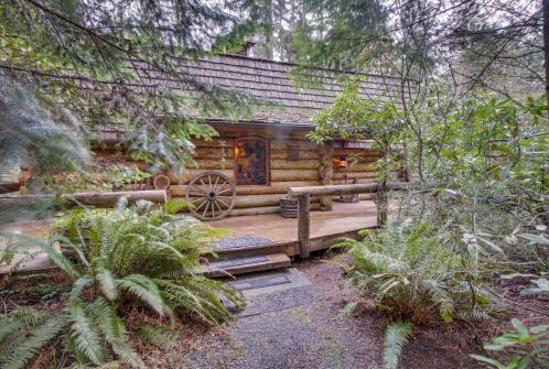 The Lodge - Greenbank, WA Vacation Rental