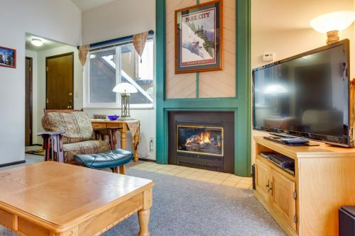 Red Pine Canyons View Condo - Park City, UT Vacation Rental