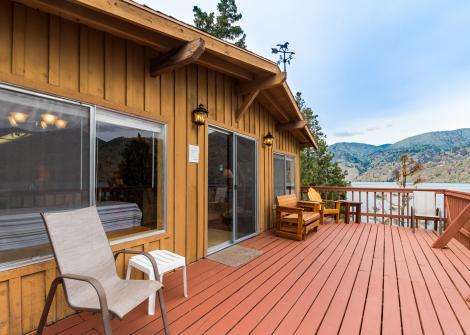 Pines Lake Cabin -  Vacation Rental - Photo 1