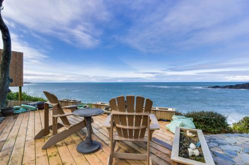 Ocean Garden Suite -  Vacation Rental - Photo 1