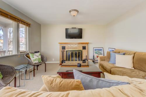 Library House - Durango, CO Vacation Rental