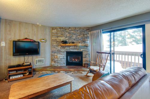 Mammoth Ski & Racquet 124 -  Vacation Rental - Photo 1