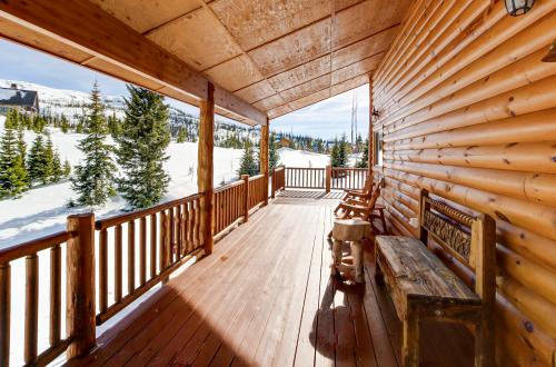 Steam Engine Lookout  -  Vacation Rental - Photo 1