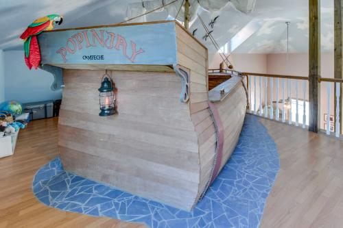 Pirate's Hideaway -  Vacation Rental - Photo 1