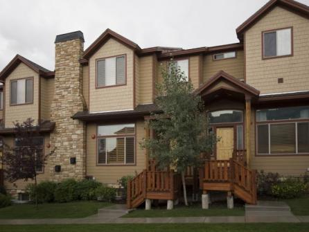 Spacious Luge Ln. Townhome 1 - Park City Vacation Rental