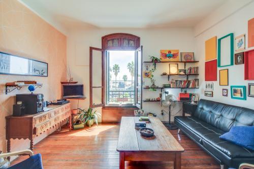 Apartamento con vista a la bahía en Montevideo - Montevideo, Uruguay Vacation Rental