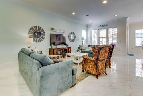 Miramar Beach Villa - Miramar Beach, FL Vacation Rental