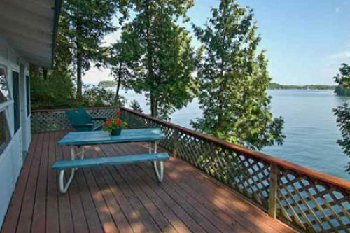 Oak Cabin at Garden Island -  Vacation Rental - Photo 1
