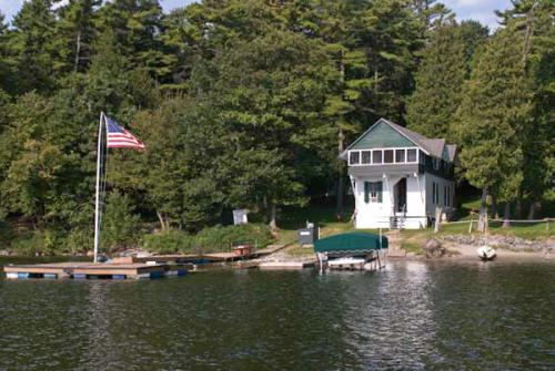 Willow Cabin at Garden Island -  Vacation Rental - Photo 1