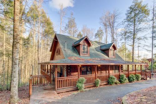 Josie's Legacy Cabin -  Vacation Rental - Photo 1
