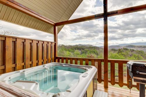 Awesome View Cabin - Sevierville, TN Vacation Rental