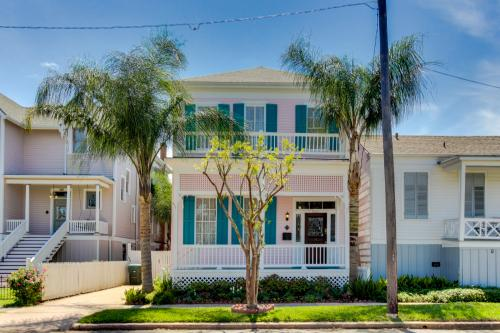 Galveston Victorian House -  Vacation Rental - Photo 1