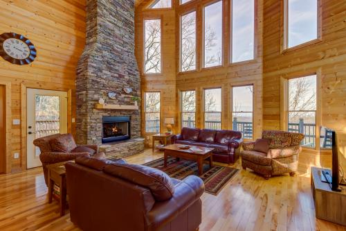 Blue Ridge Retreat -  Vacation Rental - Photo 1