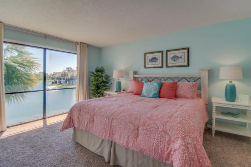 Edgewater Golf Villa #1509 - Panama City Beach, FL Vacation Rental