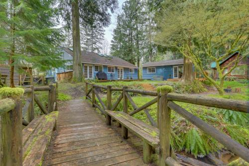 Barlow Bungalow - Rhododendron, OR Vacation Rental