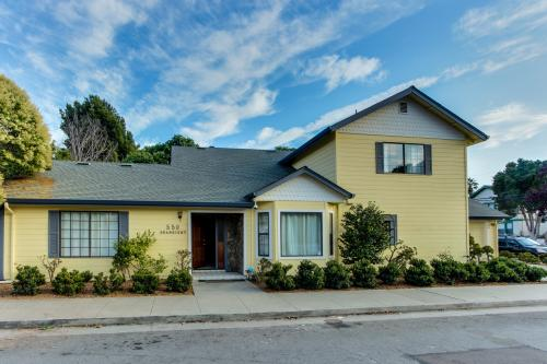 Seabright Beach Retreat - Santa Cruz, CA Vacation Rental