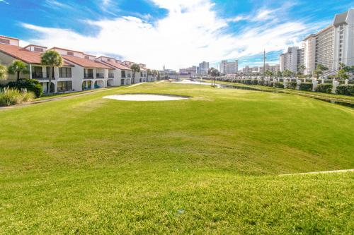Edgewater Golf Villa #1209 - Panama City Beach, FL Vacation Rental