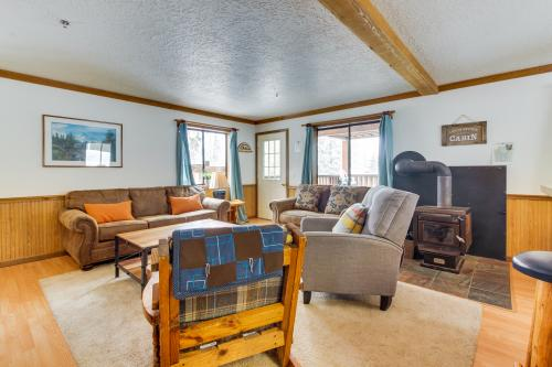 Little Trail Lodge - Unit A - Government Camp, OR Vacation Rental