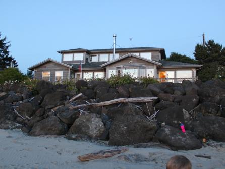 The Shideler House - Waldport Vacation Rental