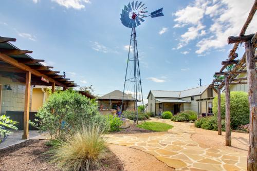 Wine Country Cottages on Main: Cuvee - Fredericksburg, TX Vacation Rental