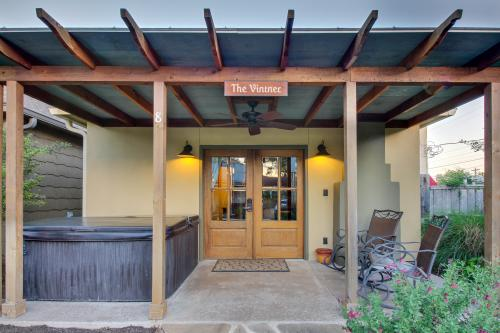 Wine Country Cottages on Main: Vintner -  Vacation Rental - Photo 1