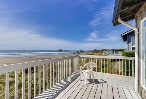 Spindrift Oceanfront Home - The Starboard - Bandon, OR Vacation Rental