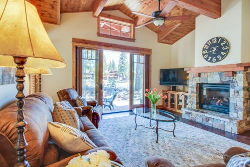 Valmont Casa - Truckee, CA Vacation Rental
