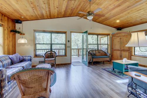 Mountain Getaway in the Pines -  Vacation Rental - Photo 1