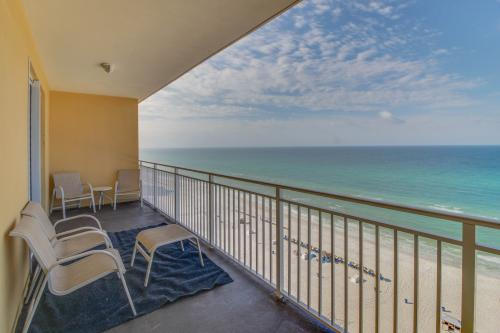 Sterling Reef 802 - Panama City Beach, FL Vacation Rental