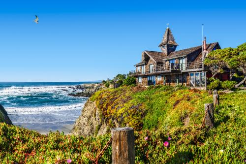 Ocean Breeze - Fort Bragg, CA Vacation Rental